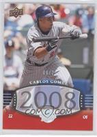 Carlos Gomez /25