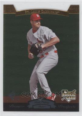 2008 Upper Deck Timeline #384 - Mike Parisi