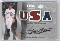 Christopher Lovett /50