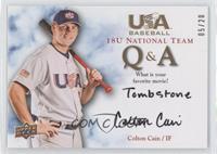 Colton Cain (Favorite Movie) /20