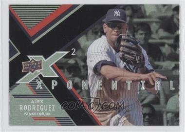 2008 Upper Deck X - Xponential2 #X2-RO - Alex Rodriguez