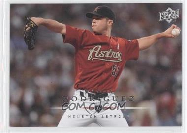 2008 Upper Deck #12 - Wandy Rodriguez