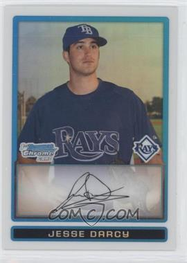 2009 Bowman - Chrome Prospects - Refractors #BCP11 - Jesse Darcy /599