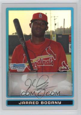 2009 Bowman - Chrome Prospects - Refractors #BCP66 - Jarred Bogany /599