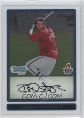 2009 Bowman - Chrome Prospects #BCP165 - Isaias Asencio