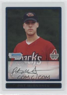 2009 Bowman - Chrome Prospects #BCP76 - Pat McAnaney