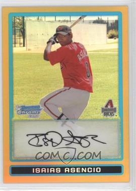 2009 Bowman Chrome Prospects Gold Refractor #BCP165 - [Missing] /50