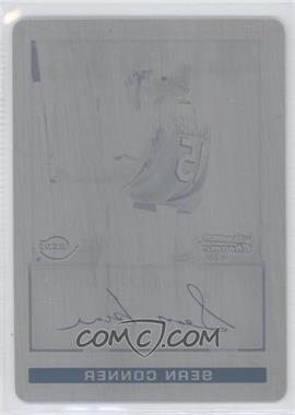 2009 Bowman Chrome Prospects Printing Plate Black #BCP77 - Sean Conner /1