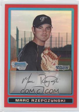 2009 Bowman Chrome Prospects Red Refractors #BCP42 - Marc Rzepczynski /5