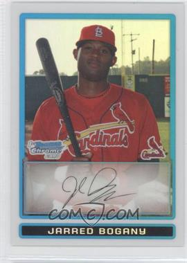 2009 Bowman Chrome Prospects Refractors #BCP66 - Jarred Bogany /599
