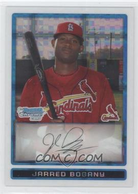 2009 Bowman Chrome Prospects X-Fractor #BCP66 - Jarred Bogany /299