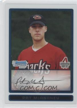 2009 Bowman Chrome Prospects #BCP76 - Pat McAnaney
