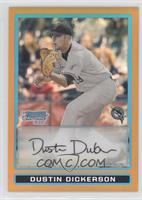 Dustin Dickerson /50
