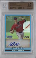 Mike Minor /500 [BGS 10]