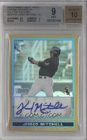 Jared Mitchell /50 [BGS 9]