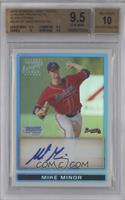 Mike Minor /500 [BGS 9.5]