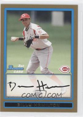 2009 Bowman Draft Picks & Prospects Prospects Gold #BDPP2 - Billy Hamilton