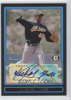 2009 Bowman Draft Picks & Prospects Retail Prospects Certified Autographs [Autographed] #BPA-MI - Michael Inoa