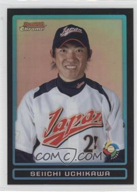 2009 Bowman Draft Picks & Prospects WBC Chrome Refractor #BDPW34 - Seiichi Uchikawa