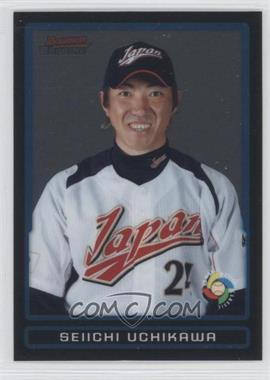 2009 Bowman Draft Picks & Prospects WBC Chrome #BDPW34 - Seiichi Uchikawa