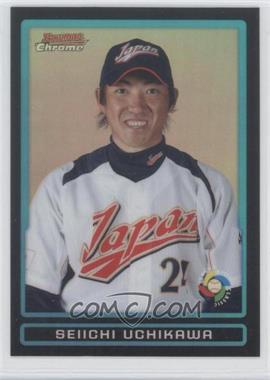 2009 Bowman Draft Picks & Prospects World Baseball Classic Stars Chrome Refractor #BDPW34 - Seiichi Uchikawa