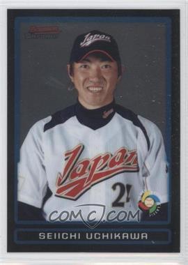 2009 Bowman Draft Picks & Prospects World Baseball Classic Stars Chrome #34 - Seiichi Uchikawa