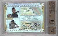 Buster Posey, Francisco Cervelli /50 [BGS 9.5]