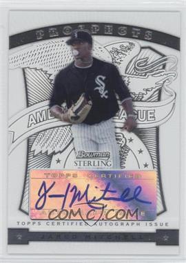 2009 Bowman Sterling - Prospects #BSP-JM - Jared Mitchell