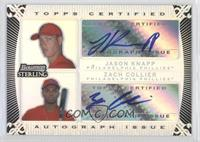 Jack Knight, Zach Cone, Zach Collier, Jason Knapp /25