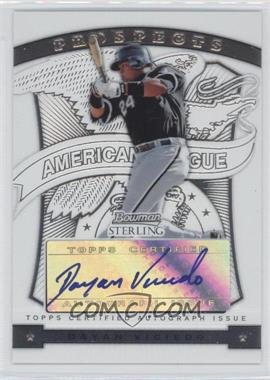 2009 Bowman Sterling Prospects #BSP-DV - Dayan Viciedo
