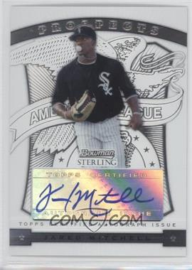 2009 Bowman Sterling Prospects #BSP-JM - Jared Mitchell