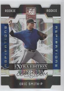 2009 Donruss Elite Extra Edition - [Base] - Aspirations #92 - Eric Smith /200