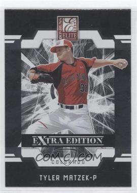 2009 Donruss Elite Extra Edition - [Base] #31 - Tyler Matzek