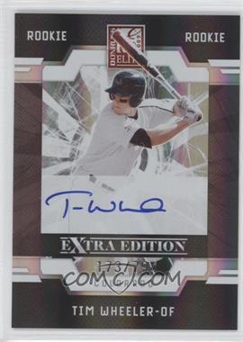 2009 Donruss Elite Extra Edition - [Base] #65 - Tim Wheeler /794