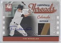 Tim Wheeler /15