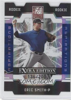 2009 Donruss Elite Extra Edition Aspirations #92 - Eric Smith /200