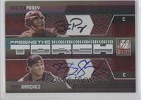 Buster Posey, Tony Sanchez /100