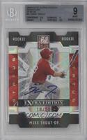 Mike Trout /50 [BGS 9]