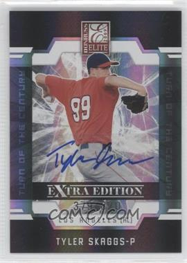 2009 Donruss Elite Extra Edition Turn of the Century Signatures #21 - Tyler Skaggs /820