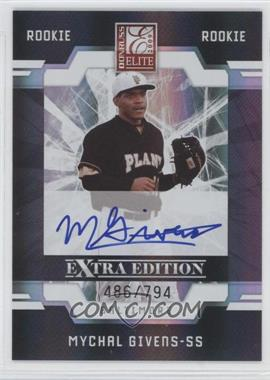 2009 Donruss Elite Extra Edition #66 - Mychal Givens /794