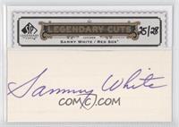 Sammy White /28