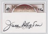 June Allyson /38