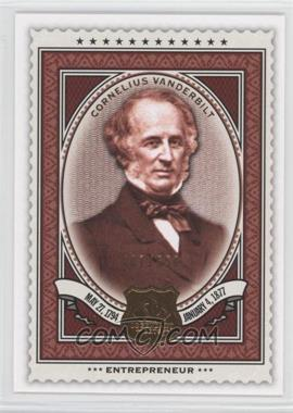 2009 SP Legendary Cuts #155 - Cornelius Vanderbilt /550