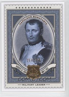 2009 SP Legendary Cuts #181 - Napoleon Bonaparte /550