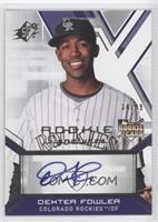 Rookie Autographs - Dexter Fowler /99