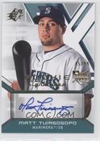 Rookie Autographs - Matt Tuiasosopo /99