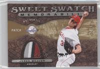 Jered Weaver /25