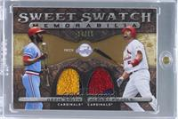 Albert Pujols, Ozzie Smith /15