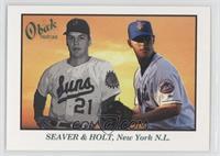 Tom Seaver, Brad Holt /25