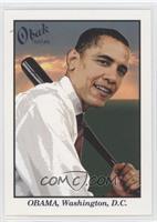 Barack Obama (Square around Number)